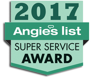 Space City Inspections, LLC Earns Esteemed 2017 Angie's List Super Service Award