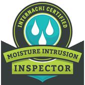 Ed Fryday, ACI, CMI®, Moisture Intrusion Inspector InterNACHI Certified